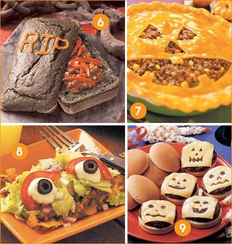 Creative Halloween Dinner Ideas   Hostess with the Mostess®