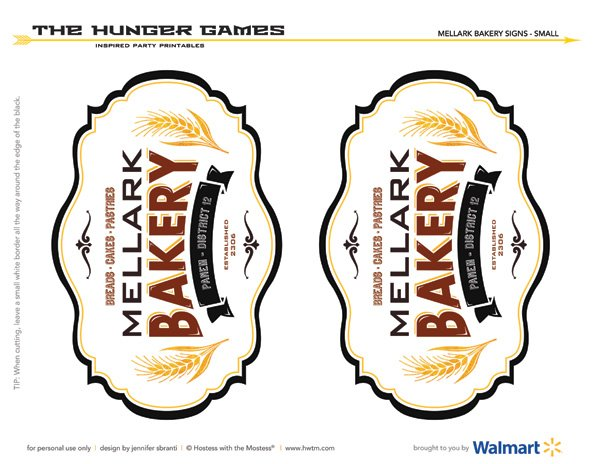 Hunger Games Printable Template Englishcaddy - The Blogempty face