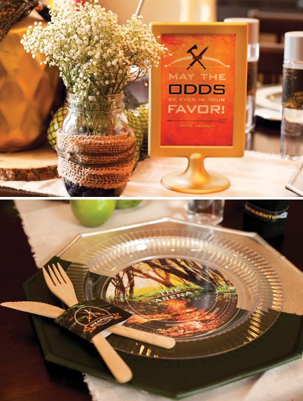 FREE Printables The Hunger Games Party