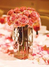 Formal & Elegant Pretty in Pink Baby Shower // Hostess ...