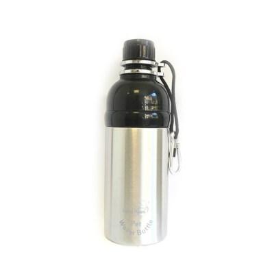 Good Life Gear Stainless Steel Pet Water Bottle (500ml ...