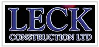 Leck Construction Logo
