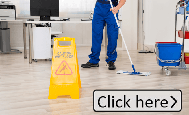 contract cleaning specialist