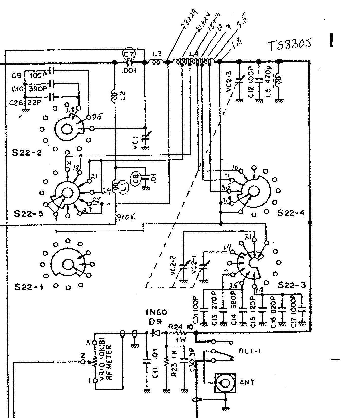 yaesu microphone schematics wiring diagram schematic