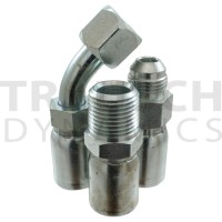 FLEXDRAULIC CRIMP FITTINGS | Trausch Dynamics