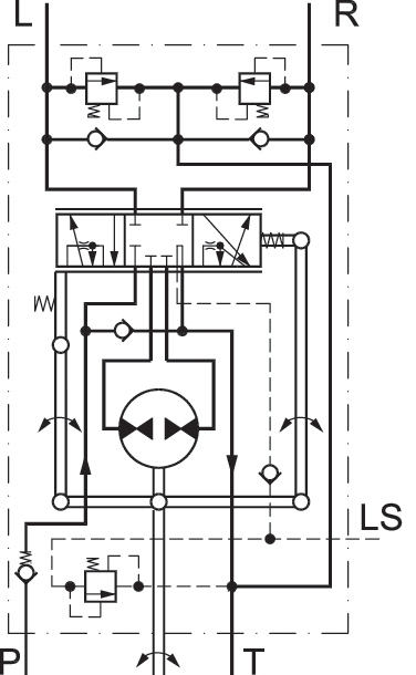 simplex schematic Schaltplang
