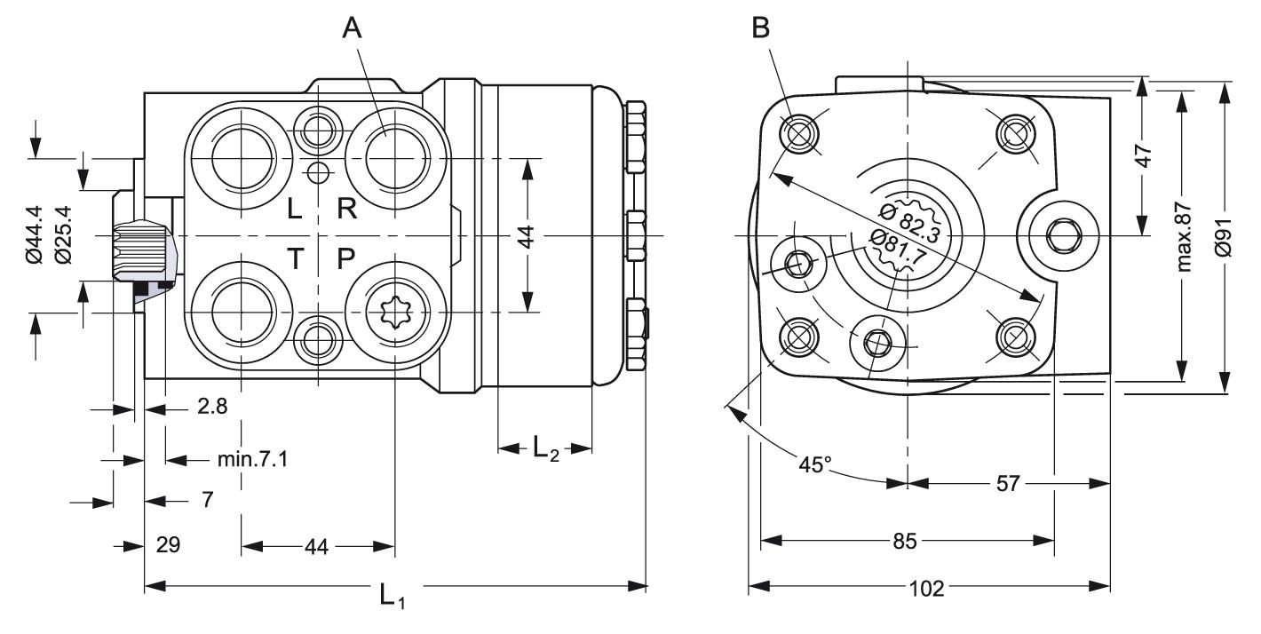 2 pole switch bedradings schema