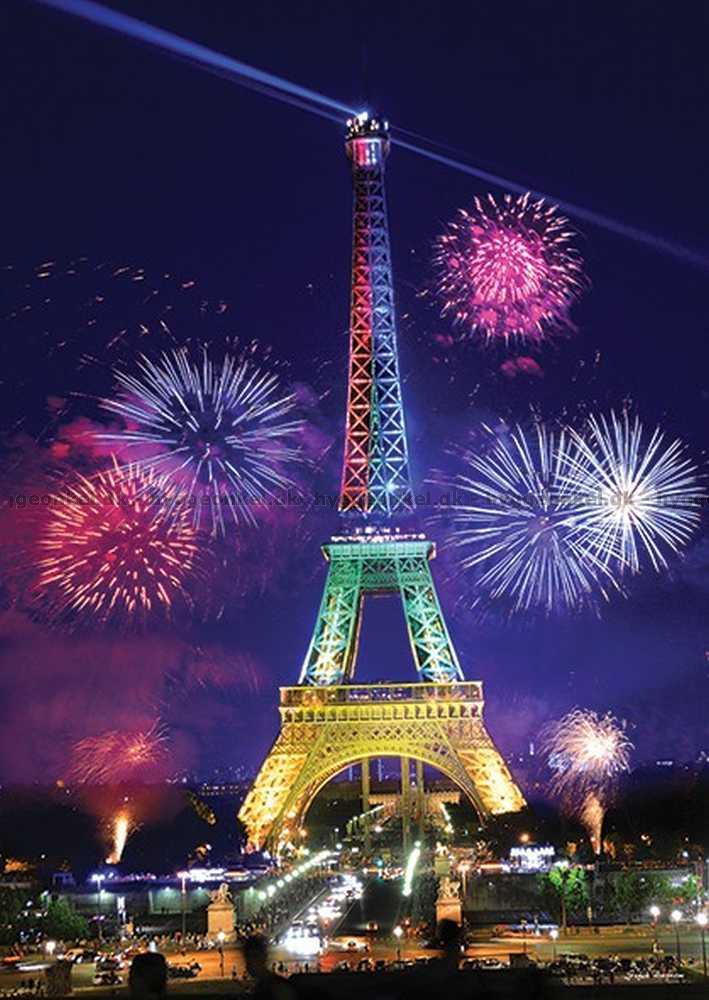 Purple 3d Wallpaper Bayram Eiffelt 229 Rnet Paris Lyser I M 248 Rke 1000 Brikker