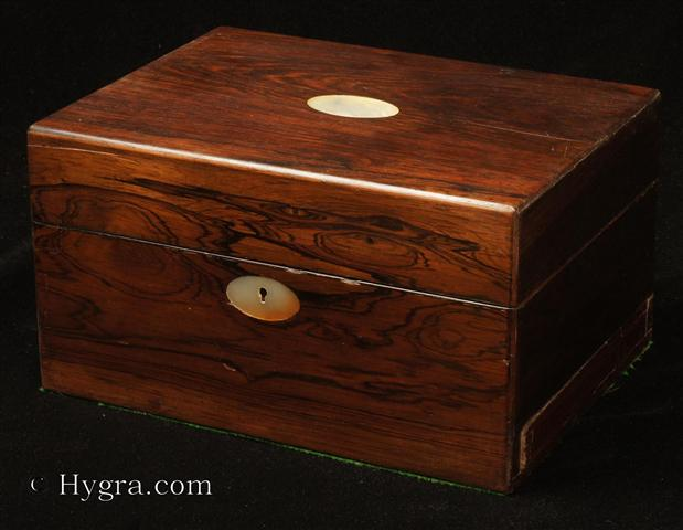 Antique Boxes For Jewelry
