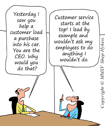 How to Create a Better Customer (and Employee) Experience