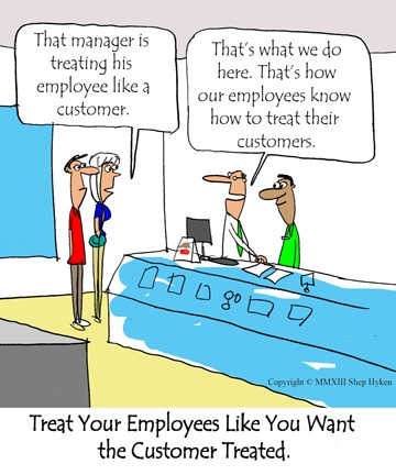 Customer Service Must Be Deeply Rooted in Company\u0027s Culture Shep Hyken