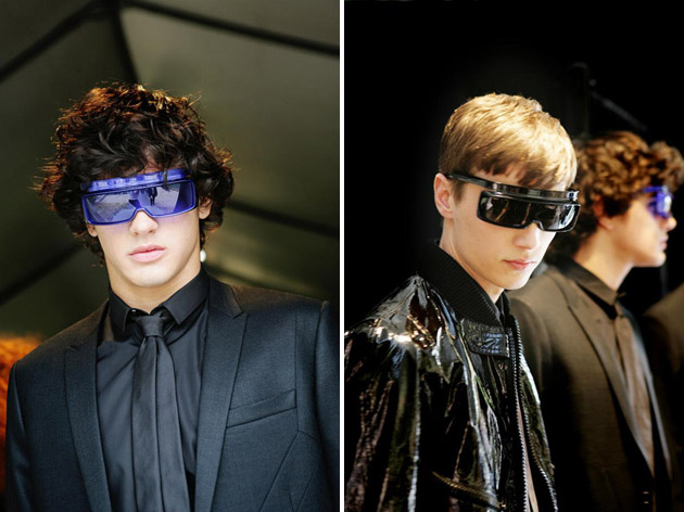 Image of Dior Homme Spring/Summer 2009 Sunglasses