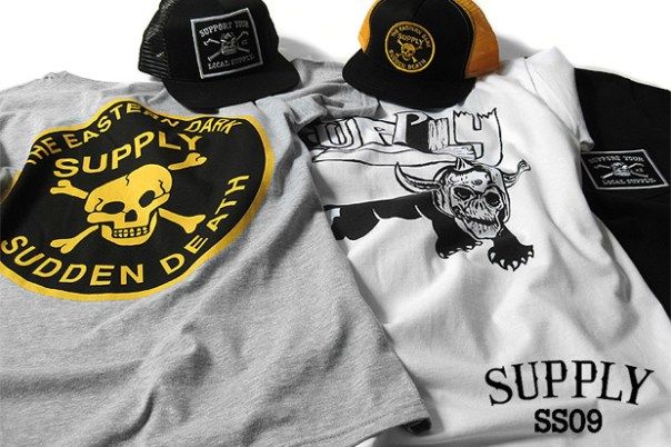 supply summer 2009 release 1 Supply 2009 Spring/Summer Collection