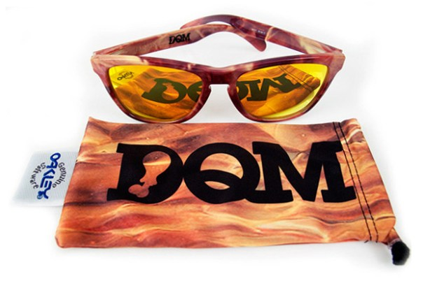 dqm oakley frogskins bacon DQM x Oakley Frogskins Bacon