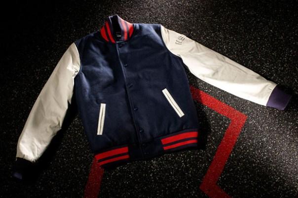 nike sportswear 2009 fall stadium varsity jackets 1 Nike Sportswear 2009 Fall Stadium / Varsity Jacket