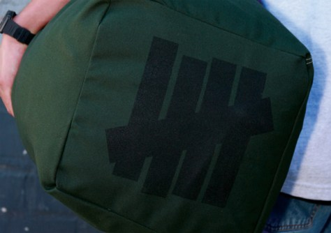 undefeated top load duffle bag 1 Undefeated Top Load Duffle Bag