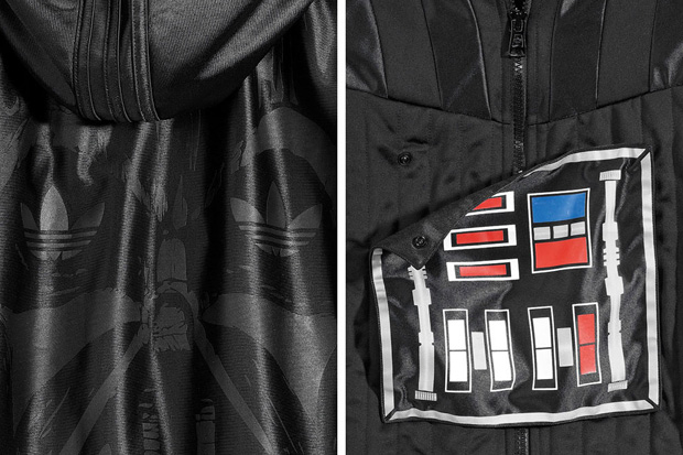 Image of adidas Originals 2010 Spring/Summer Star Wars Collection Preview