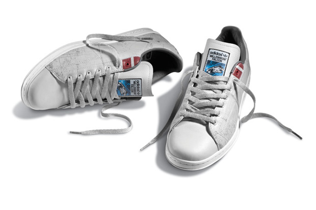 Image of adidas Originals 2010 Spring/Summer Star Wars Collection - A Closer Look