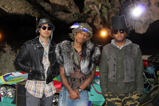 Image of N.E.R.D. Rolls-Royce by Friends With You