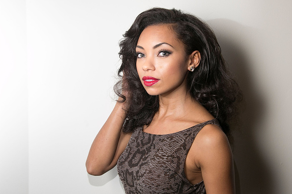 Girl With Braids Wallpaper Hype Chat Logan Browning Talks Weaves Amp Rocking The Hair