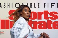 塞雷娜·威廉姆斯(Serena Williams X)'Sports Illustrated'