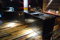 carbon fiber kitchen