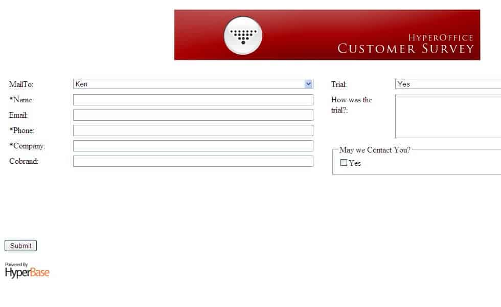 Online Forms Quickly Build Web Forms, Webforms made easy - office forms online