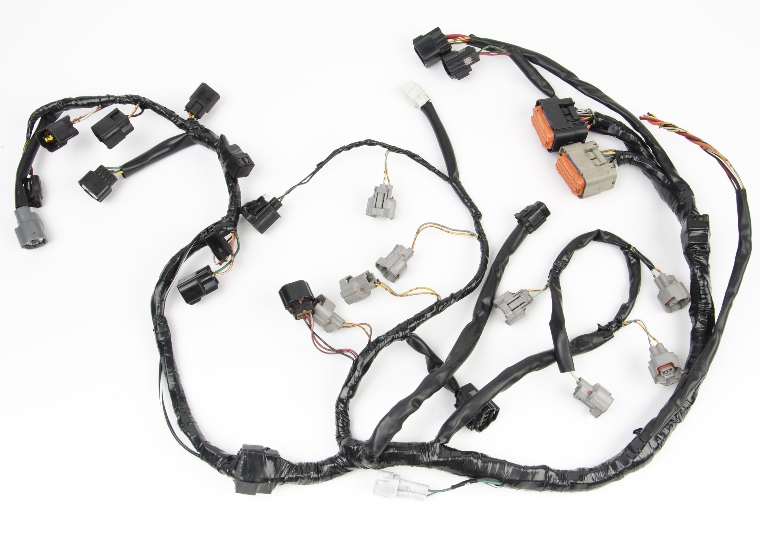 2004 r6 wiring harness