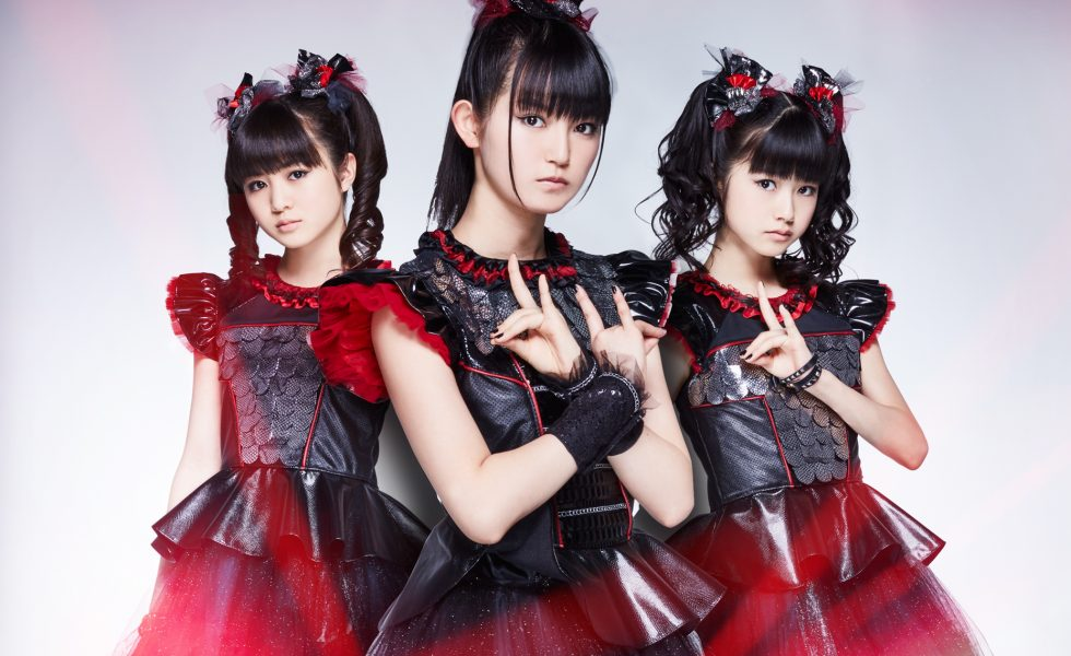 Kawaii Iphone Wallpaper Flashback Babymetal By Kitsune S Power Babymetal