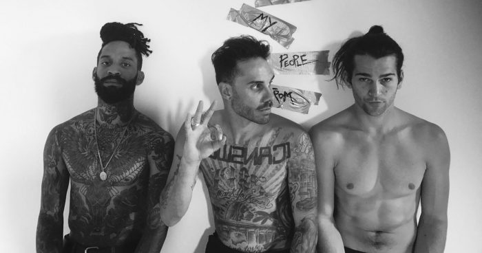 Iphone X Live Wallpaper App The Fever 333 What We Know About Jason Butler S New La