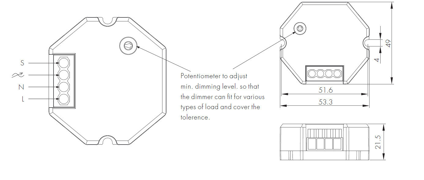 above is the field or power wiring diagram