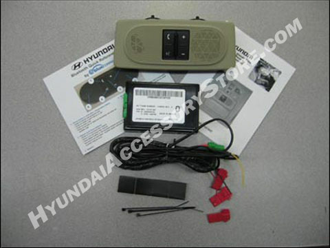 2007-09 Hyundai Santa Fe Bluetooth Kit