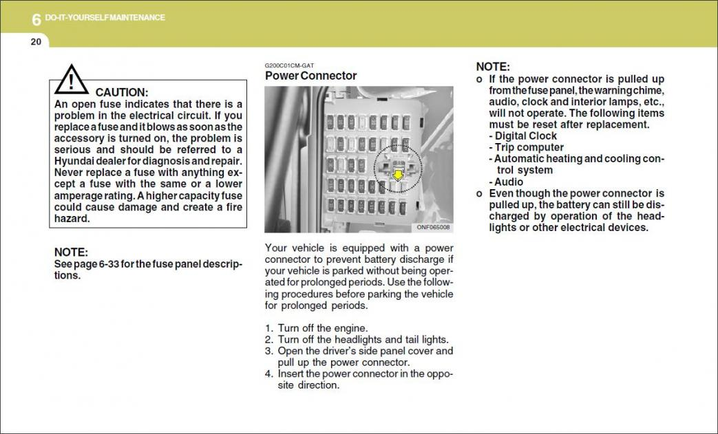 Hyundai Azera Fuse Box Identification - Carbonvotemuditblog \u2022
