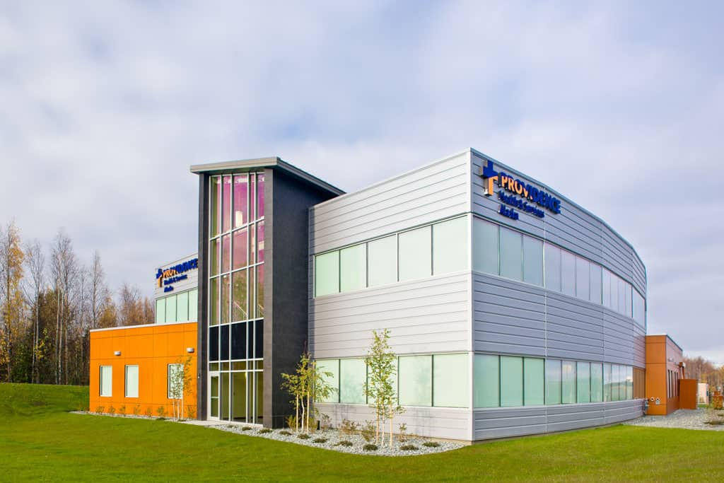 Providence Medical Office Building Eagle River - HZA Engineering