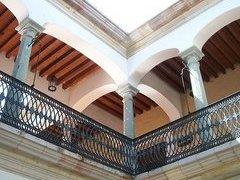 balcone casa coloniale