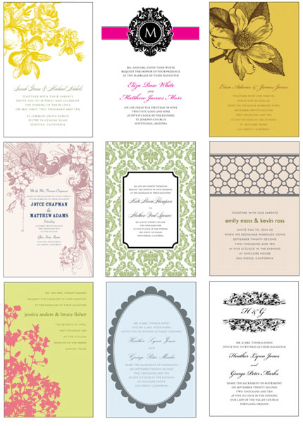 Download \ Print Invitation Templates u0027i dou0027-it-yourself® - free download invitation templates