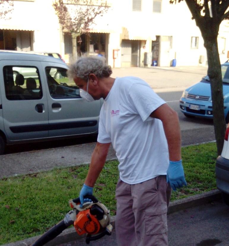 pulizia condomini reggio emilia - parcheggi