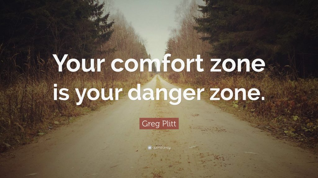 Greg Plitt Quotes Wallpaper Take A Leap Jump Out Of Your Comfort Zone I Edu