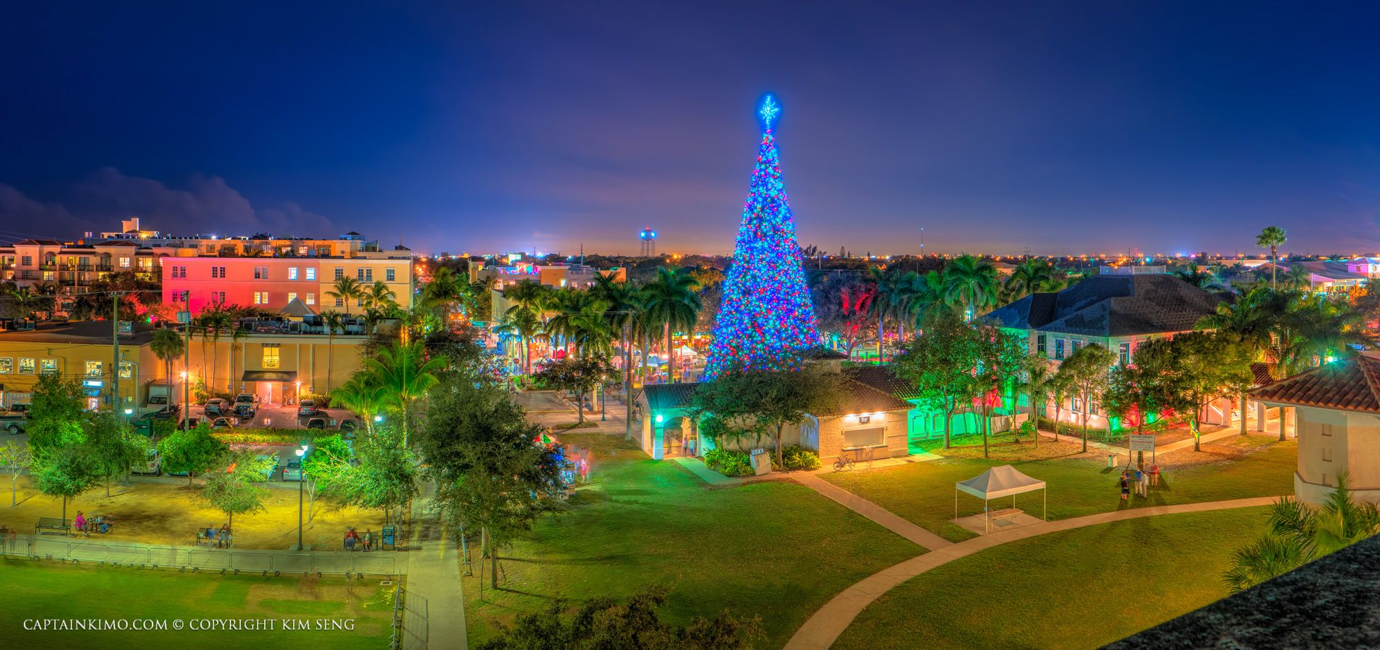 1st Year Calendar Of Events  Christmas In Delray Beach Florida Christmas In Florida
