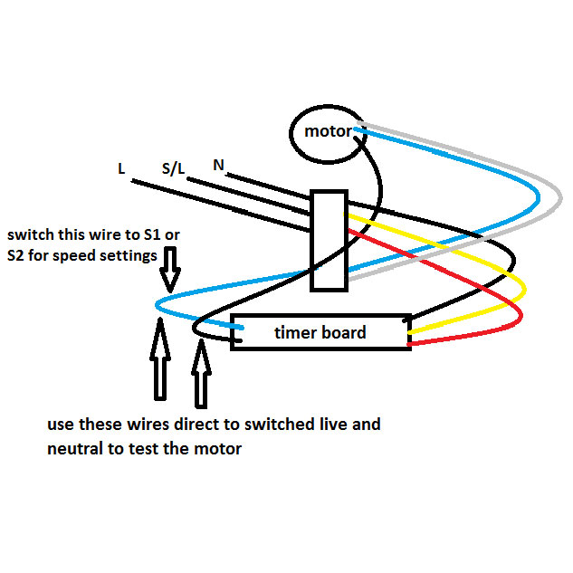 double wall with ceiling fan switch light wiring diagram