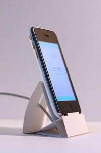 Подставка для iPhone из картона