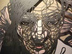 Декоративное искусство вырезания из книг. Творения японки Hina Aoyama