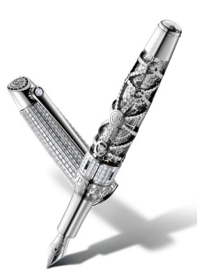 Коллекция Caran d'Ache 1010 Diamonds