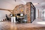 X3 Offices – креативный офисный интерьер от румынских дизайнеров (9)
