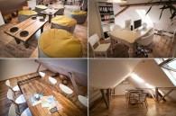 X3 Offices – креативный офисный интерьер от румынских дизайнеров (3)