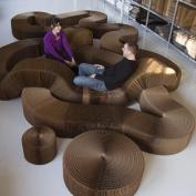 Универсальная мебель molo из ткани и бумаги для любого интерьера (8)