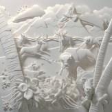 Поделки своими руками из бумаги: скульптуры Джефа Нишинаки (27)