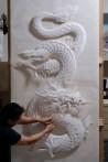Поделки своими руками из бумаги: скульптуры Джефа Нишинаки (19)