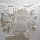 Поделки своими руками из бумаги: скульптуры Джефа Нишинаки (13)