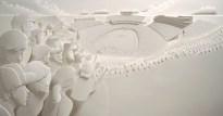 Поделки своими руками из бумаги: скульптуры Джефа Нишинаки (10)